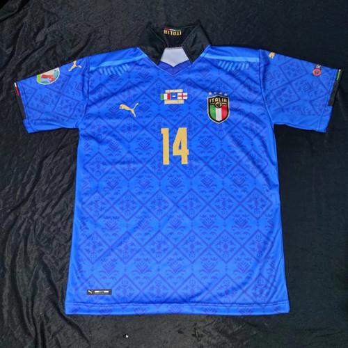 Foto Produk Jersey Italia 2021 Full Printing - M dari RU ESPORT