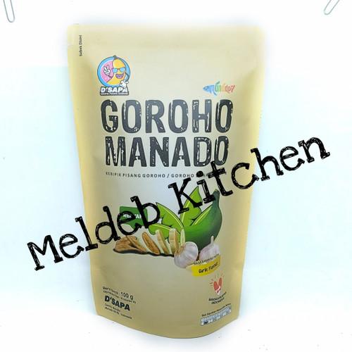 Foto Produk Meldeb Kitchen Kripik Pisang Goroho Original Khas Manado dari MeldebKitchen