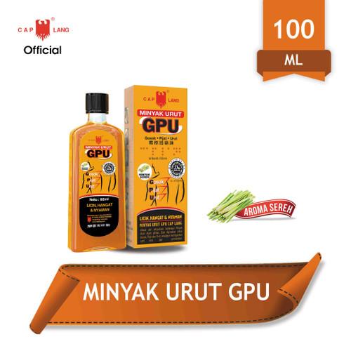 Foto Produk Cap Lang GPU SEREH 100 ML dari CAP LANG OFFICIAL STORE