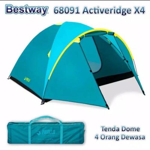 Foto Produk Import TENDA 4 ORANG PAVILLO TEND by BESTWAY for 4 PERSONS #68091 dari DO OFFICIAL STORE