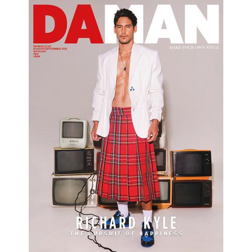 Foto Produk DAMAN Magazine August September 2021 dari DAMAN Magazine