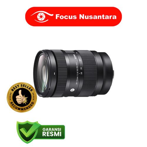 Foto Produk SIGMA 28-70mm f/2.8 DG DN (C) for Sony dari Focus Nusantara