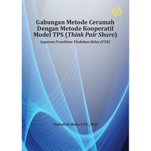 Foto Produk Buku Metode Ceramah dgn Kooperatif Model TPS : Lprn PTK dari Dewangga Publishing