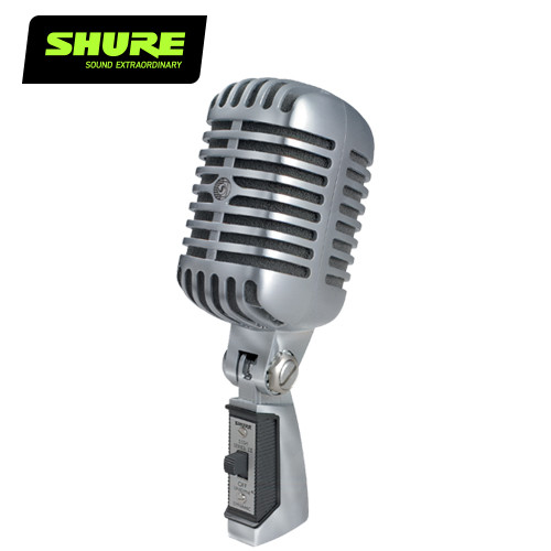 Foto Produk SHURE 55SH-SERIES II The Legendary Microphone dari Goshen Swara Indonesia