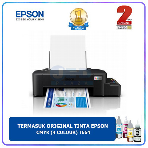 Foto Produk Printer Epson L121 Inktank print only dari JED PLAZA