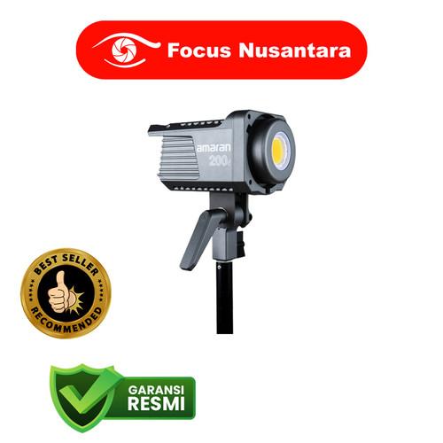 Foto Produk APUTURE Amaran 200D Daylight dari Focus Nusantara