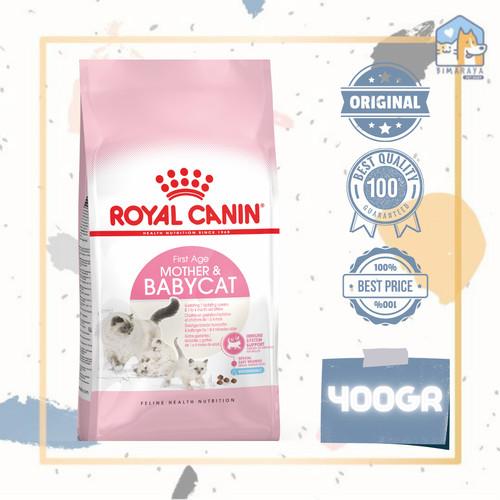 Foto Produk ROYAL CANIN MOTHER & BABYCAT 400GR FRESHPACK dari bimaraya petshop
