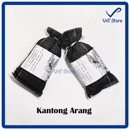Foto Produk A27 Kantong Arang Bambu Karbonakitf Penghilang Bau Bamboo Charcoal dari VnT Store