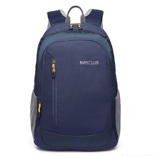 Foto Produk Navy Club Tas Ransel Kasual GFC - Ransel Pria Wanita-Backpack Daypack - Biru dari Navy Club Official Store