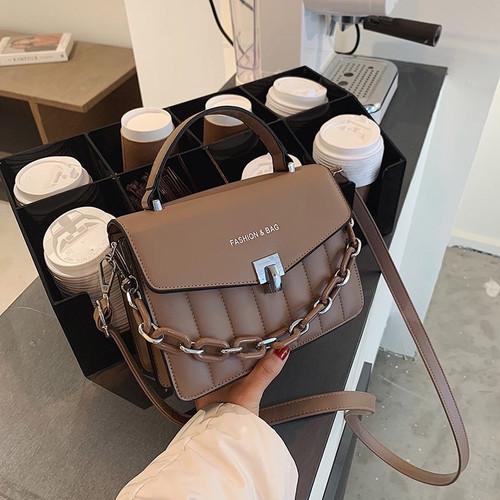 Foto Produk Fashion wanita import Tas selempang handbag murah EL5700 - Kuning dari TAS BATAM 395