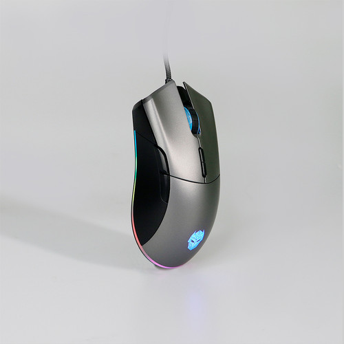 Foto Produk Rexus Mouse Gaming Xierra X15 - Abu-abu dari Rexus Official Store