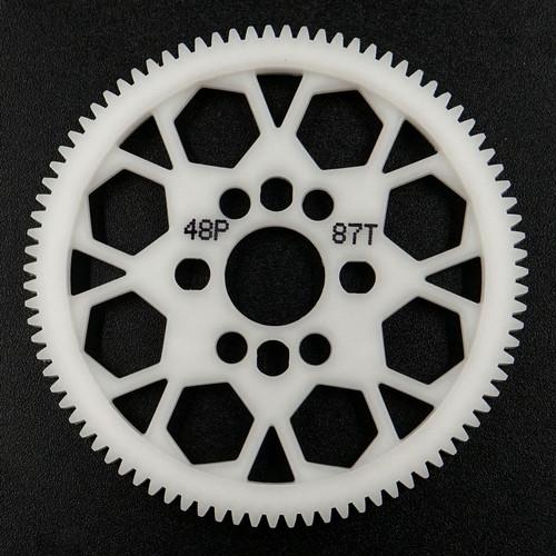 Foto Produk YR 48P 87T Competition Delrin Spur Gear (SG-48087) dari Tamiyatoys