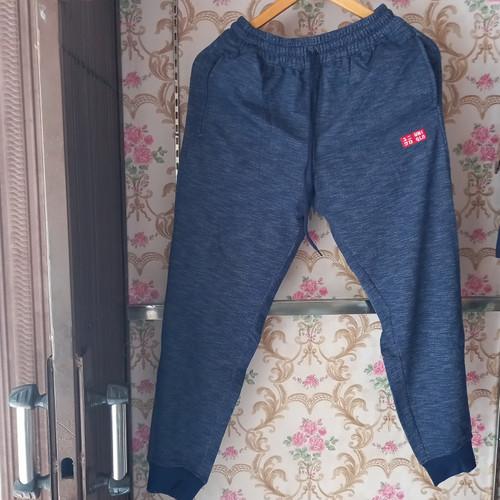 Foto Produk celana training Merk Uniqlo Original Full tag 4 wrna size m.l.xl hitam - M dari JnR Fashion