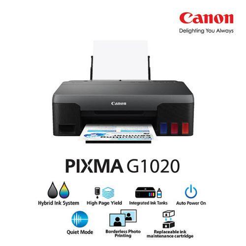 Foto Produk Printer Canon Pixma G1020 Ink Tank G 1020 dari PojokITcom Pusat IT Comp