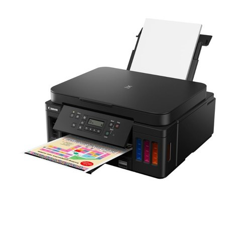 Foto Produk Printer Canon PIXMA Ink Efficient G6070 - Print Scan dan Copy dari PojokITcom Pusat IT Comp