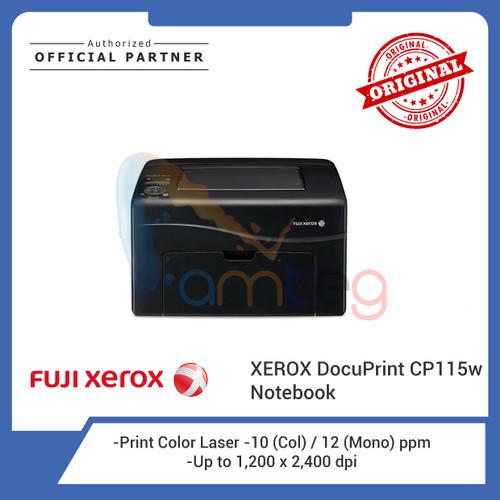 Foto Produk XEROX Printer DocuPrint CP115w dari GROSIRIA OFFICIAL STORE