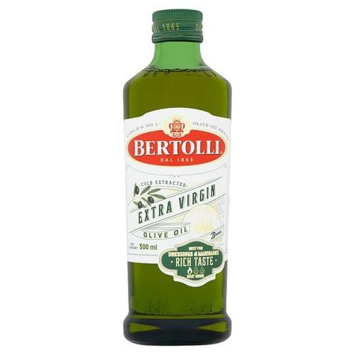 Foto Produk Bertolli Extra Virgin Olive Oil 500ml dari BinaragaNet