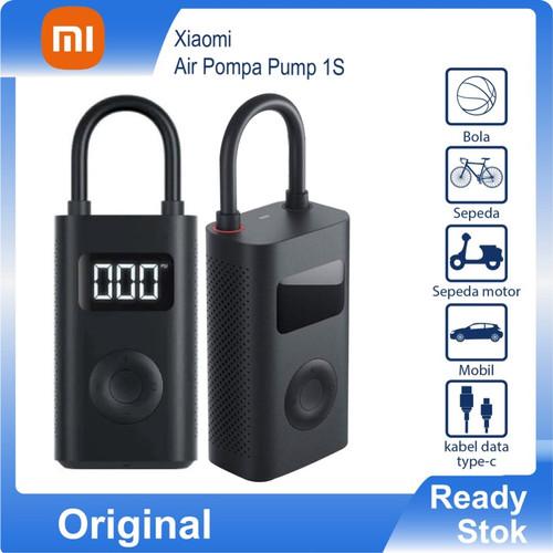 Foto Produk Xiaomi Mijia Elektrik Air Pump 150PSI Pompa Ban Sepeda Motor Mobil dari Kardel Shop