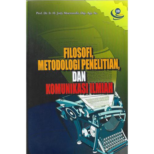 Foto Produk FILOSOFI, METODOLOGI PENELITIAN & K ILMIA -UR dari Toko Buku Uranus