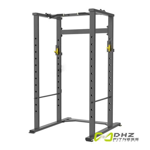 Foto Produk Squat Power Rack DHZ E3048 Stand Penyangga Stick Pull Up Bench Press dari BinaragaNet