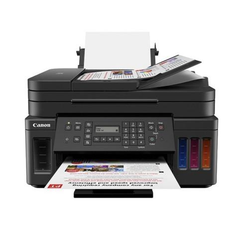 Foto Produk Printer Canon PIXMA G7070 Ink Tank All-in-One FAX dari PojokITcom Pusat IT Comp