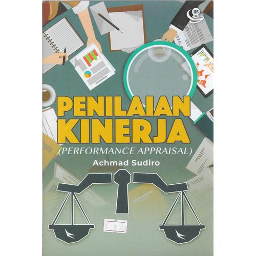 Foto Produk PENILAIAN KINERJA (PERFORMANCE APPRAISAL) -UR dari Toko Buku Uranus