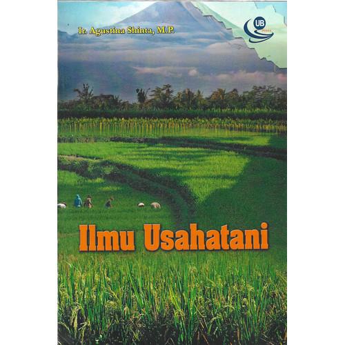 Foto Produk ILMU USAHATANI-UBPS -UR dari Toko Buku Uranus