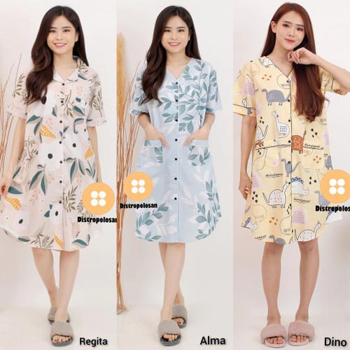 Foto Produk daster/baju tidur daster/sleep dress/piyama murah/baju tidur wanita dari Distro Polosan