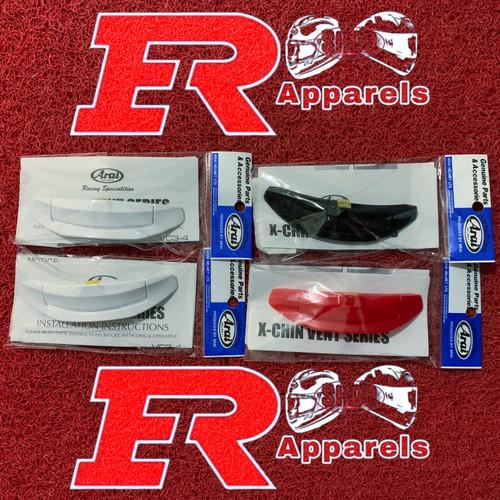 Foto Produk NEW Arai Mouthvent for Rx7x Rr5 Rr4 Astro Quantum dari RSHOP Apparels