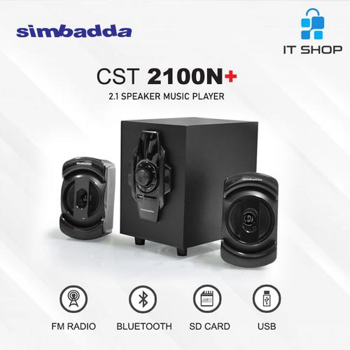 Foto Produk Simbadda Speaker CST 2100N+ dari IT-SHOP-ONLINE