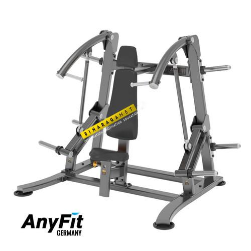 Foto Produk Shoulder Press Anyfit T03 Alat Fitnes Fitness Gym Bahu Komersial Impor dari BinaragaNet