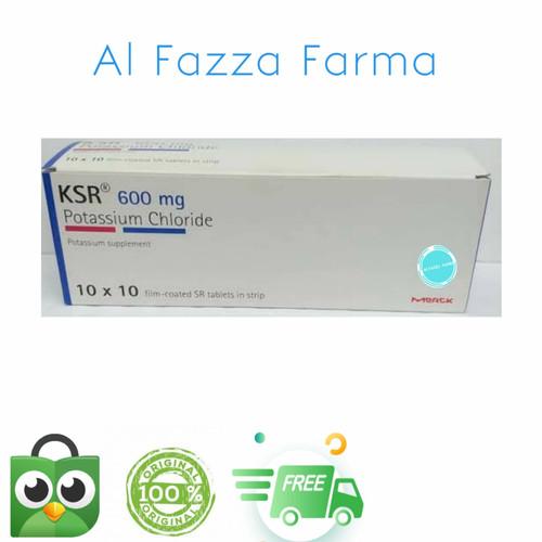 Foto Produk ksr•••600mg box original dari Al Fazza Farma@