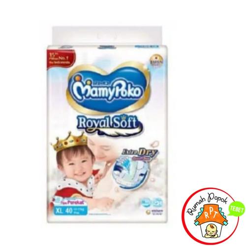 Foto Produk Mamypoko Royal Soft S60 M56 tape / perekat - MapoRs S60 tape dari GB Multi Sukses
