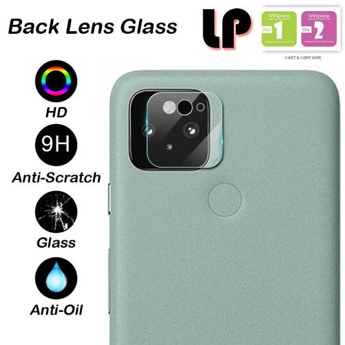 Foto Produk LP Camera Tempered Glass Google Pixel 5a 5G - Cover Lensa Lens Protect dari Logay Accessories