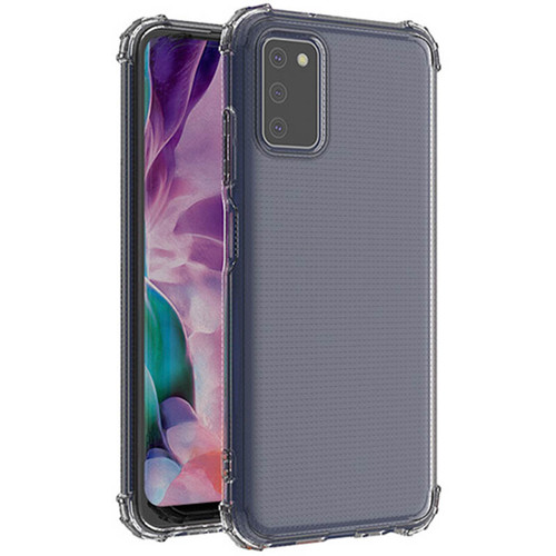 Foto Produk Shock Absorption TPU Case Samsung Galaxy A03s - Clear Anti Crack Soft dari Logay Accessories