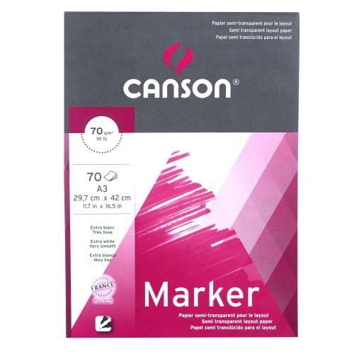 Foto Produk Canson Marker A3 70 Sheets dari Lyra Official Store