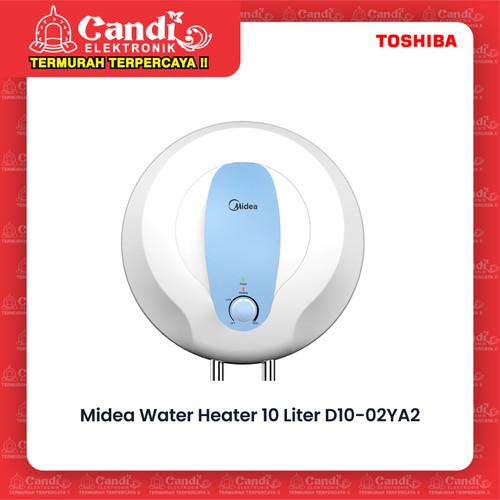 Foto Produk MIDEA WATER HEATER ELECTRIC D10-02YA2 / D10 02YA2 / D1002YA2 10L dari Candi Elektronik Solo