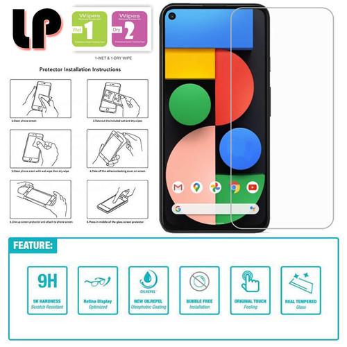 Foto Produk LP HD Tempered Glass Google Pixel 5a 5G - Kaca Antigores Original Fit dari Logay Accessories