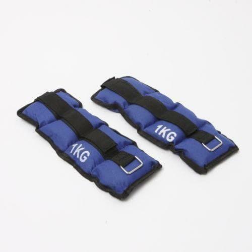 Foto Produk Ankle dan Wrist Weight 1 Kg - Import dari BinaragaNet