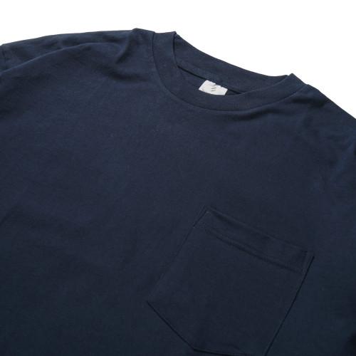 Foto Produk Sipolos Kaos Oversize Pocket Series - Navy - S dari Sipolos Official Shop