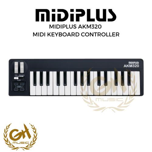 Foto Produk MIDI CONTROLLER 32 KEYS MIDIPLUS AKM320 dari GH MUSIC STORE