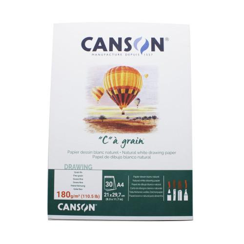 "Foto Produk Canson ""C"" a Grain A4 30 Sheets 180gsm dari Lyra Official Store"
