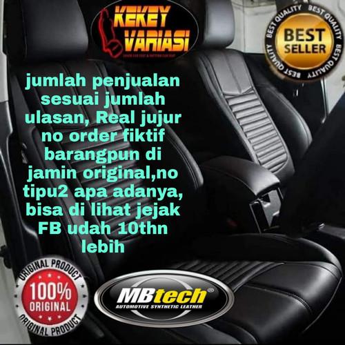 Foto Produk sarung jok mobil mbtech xpander Terios Rush xl7 dari kekey variasi