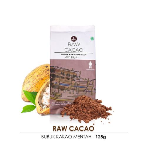 Foto Produk Timurasa, Organic Raw Cacao Powder 125gr dari Nourish Indonesia