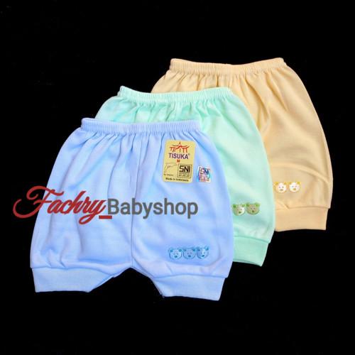 Foto Produk 3 PCS DOLPHIN Celana Pendek Bayi Uk M, L, XL SNI - M dari fachry_babyshop