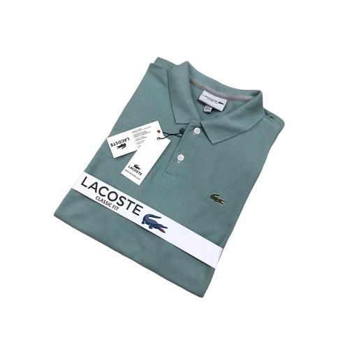 Foto Produk baju kaos polo pria baju kaos krah - kaos kerah polo pria - Soft Tosca, L dari mngxkangco