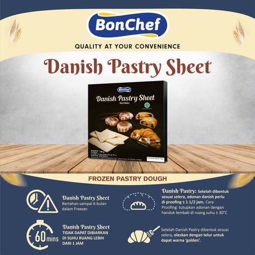 Foto Produk Bonchef - Danish Pastry Sheet dari Bonchef Official Store
