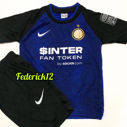 Foto Produk Stelan baju bola anak intermilan jersey terbaru - INTERMILAN, 4 dari Federick12
