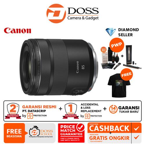 Foto Produk Canon RF 85mm f2 Macro IS STM Lens - PWP Cleaning dari DOSS