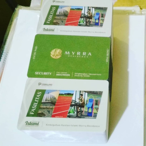 Foto Produk lDCard bahan PVC dari Lekas Jaya